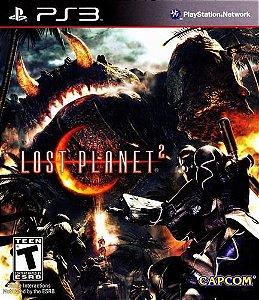 Jogo PS3 Lost Planet 2 - Capcom