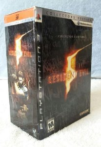 Jogo PS3 Resident Evil 5 Collector´s Edition - Capcom