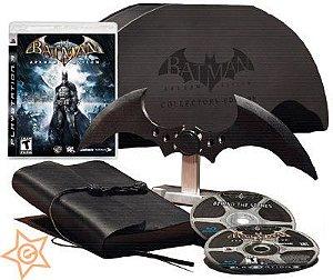 Jogo PS3 Batman Arkham Asylum Collectors Edition - Square Enix