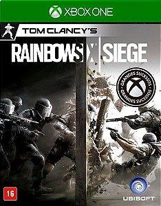 Jogo Xbox One Tom Clancy's Rainbow Six Siege - Ubisoft