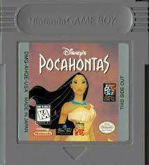 Jogo Nintendo Game Boy Disney Pocahontas - Disney