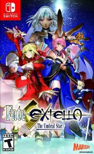 Jogo Nintendo Switch Fate Extella The Umbral Star - Marvelous