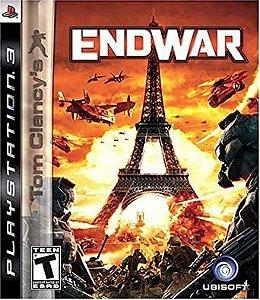 Jogo Ps3 Tom Clancy's EndWar - Ubisoft