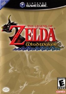 Jogo Nintendo Game Cube The Legend of Zelda The Wind Waker - Nintendo
