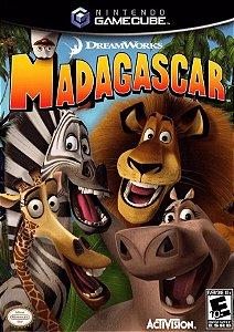 Jogo Nintendo Game Cube Madagascar - Activision