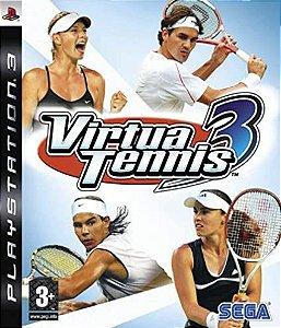 Jogo PS3 Virtua Tennis 3 - Sega