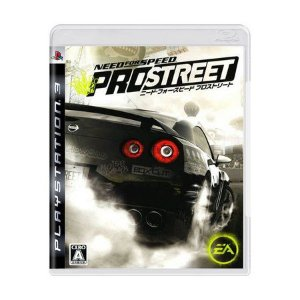 Jogo PS3 Need For Speed Pro Street (Japones) - EA Sports