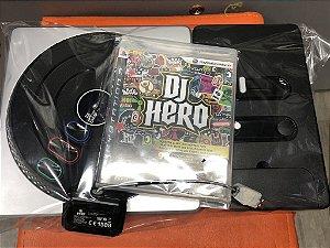 Jogo PS3 Dj Hero + Pickup - Activision