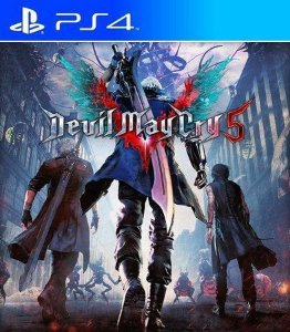 Jogo Ps4 Devil May Cry 5 - Capcom