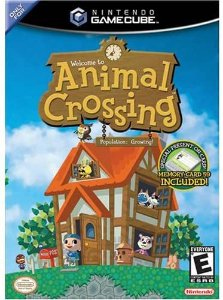 Jogo Nintendo Game Cube Animal Crossing - Nintendo