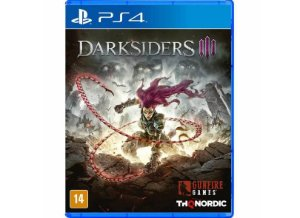 Usado Jogo PS4 Darksiders III - THQ Nordic