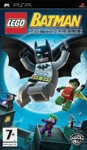 Jogo PSP Lego Batman The Video Game - Warner