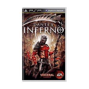 Jogo PSP Dante's Inferno - EA