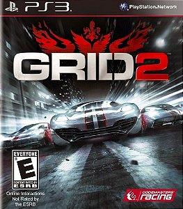 Jogo PS3 Grid 2 - Codemasters Racing