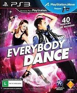 Jogo PS3 Everybody Dance - Sony