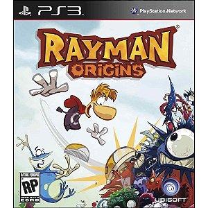 Jogo PS3 Rayman Origins - Ubisoft