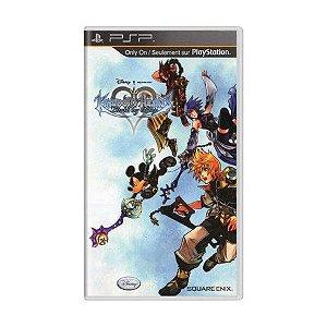 Jogo PSP Kingdom Hearts Birth By Sleep - Square Enix