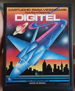 Jogo Atari 2600 Pole Position - Atari