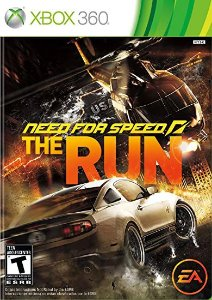 Jogo Xbox 360 Need for Speed The Run - Electronic Arts