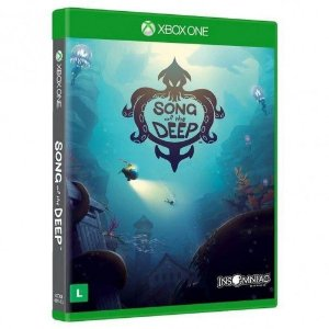 Jogo Xbox One Song of the Deep - Insomniac Games