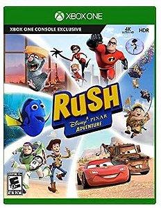 Jogo Xbox One Rush Uma Aventura da Disney Pixar - Disney
