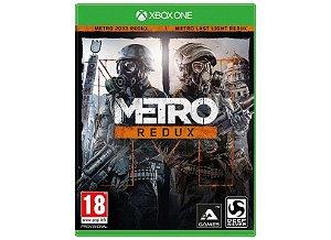 Jogo Xbox One Metro Redux - Deep Silver