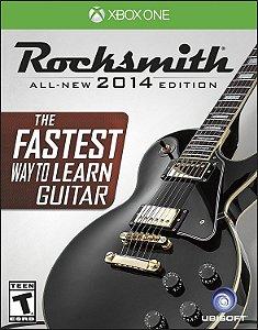 Jogo Xbox One Rocksmith 2014 Edition - Ubisoft