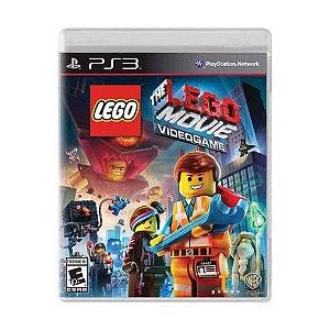 Jogo PS3 Lego The Lego Movie Videogame - WB Games