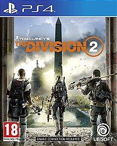 Jogo PS4 Tom Clancy's The Division 2 - Ubisoft
