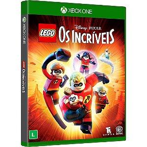 Jogo Xbox One LEGO Os Incríveis - Warner Bros Games