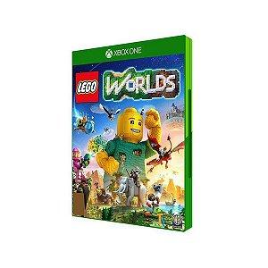 Jogo Xbox One Lego Worlds - Warner Bros