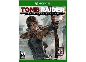 Jogo Xbox One Tomb Raider Definitive Edition - Square Enix