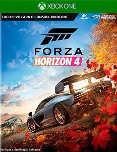 Jogo Xbox One Forza Horizon 4 - Microsoft