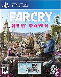 Jogo PS4 Far Cry New Dawn - Ubisoft