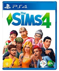 Jogo PS4 The Sims 4 - EA
