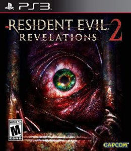 Jogo PS3 Resident Evil Revelations 2 - Capcom