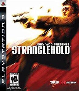 Jogo PS3 Stranglehold - Midway