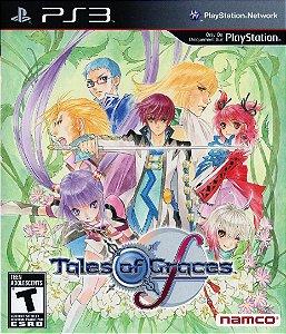 Jogo PS3 Tales Of Graces F - Namco