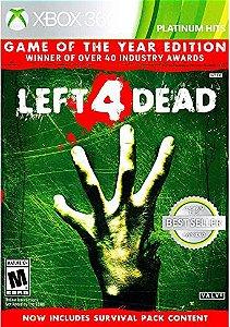 Jogo Xbox 360 Left 4 Dead - Valve
