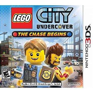 Jogo Nintendo 3DS LEGO City Undercover The Chase Begins  - Warner Bros Games
