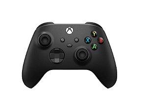Controle Xbox One Serie X Wireless Preto - Microsoft
