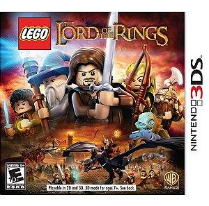 Jogo Nintendo 3DS Lego The Lord of the Rings Senhor dos Anéis - Warner Bros Games