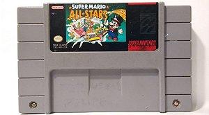 Jogo Super Nintendo Super Mario All Stars - Nintendo