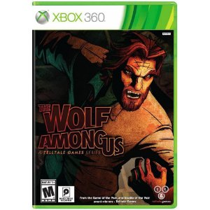 Jogo Xbox 360 The Wolf Among Us  A Telltale Games Series - Telltale Games