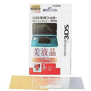 Pelicula Protetora para Nintendo 3DS Base - Nintendo