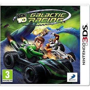 Usado Jogo Nintendo 3ds Ben 10 Galactic Racing