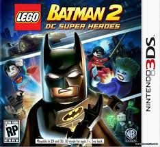 Usado Jogo Nintendo 3DS LEGO Batman 2  - Warner Bros Games