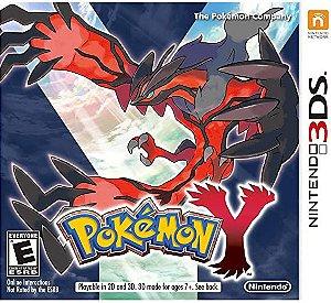 Usado Jogo Nintendo 3DS Pokemon Y - Nintendo