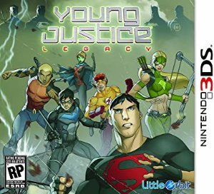 Usado Jogo Nintendo 3DS Young Justice Legacy - Little Orbit