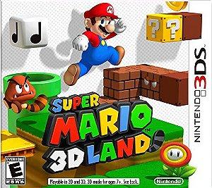 Jogo Nintendo 3DS Super Mario 3D Land - Nintendo